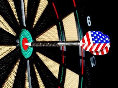 Bullseye wer fängt an